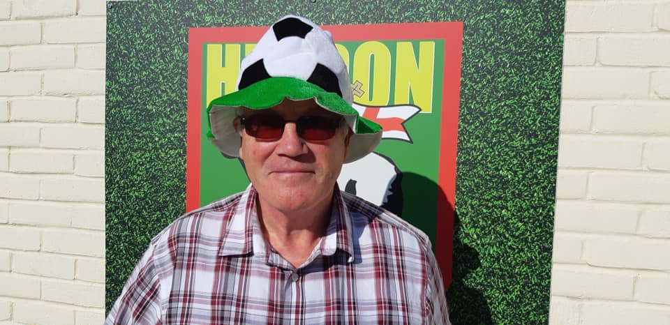 Hendon Football Club Supporters Association Tony Wood