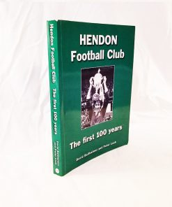Hendon Football Club the first 100 years book