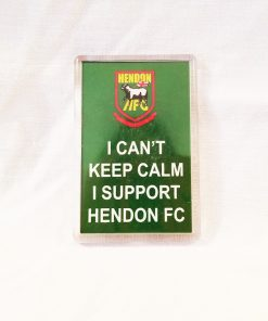 Hendon Football Club I can't keep calm magnet