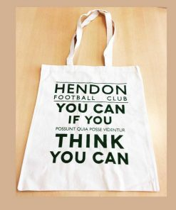 hendon football club tote motto