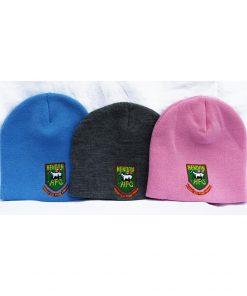 Hendon football club beanie hats in three colors