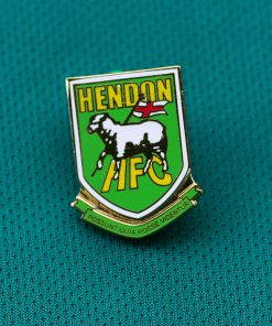 Hendon Football Club Crest Badge