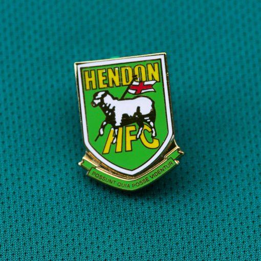 Hendon Football Club Crest Badge