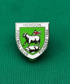 Hendon Football Club Shield Badge