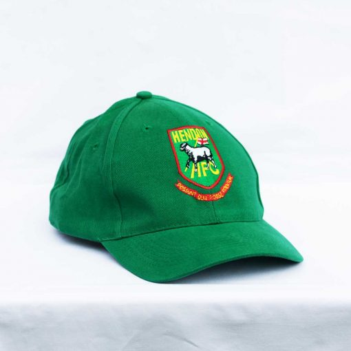 Hendon Football Club green baseball cap
