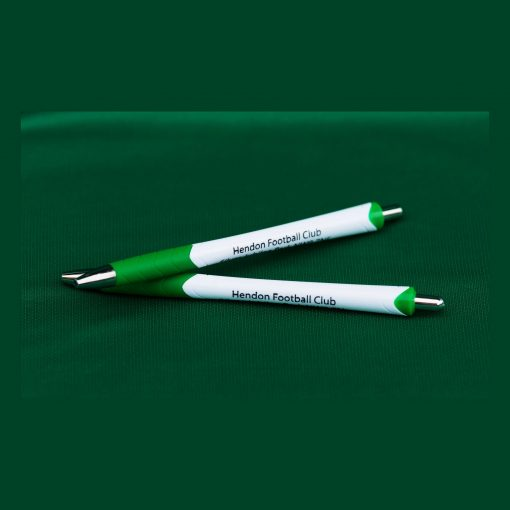 Add this ballpoint pen to your desk accessories and show your support of Hendon FC as you sign those important documents.