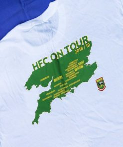 Hendon Football Club on tour t-shirt