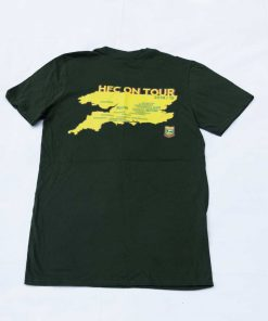 Hendon football club on tour t-shirt in green