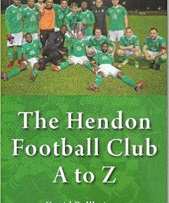 Hendon A to Z book