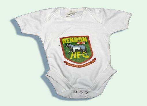 Hendon FC babygro