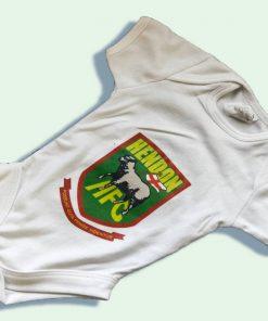 Hendon FC baby gro