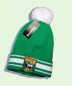 HFC bobble hat single