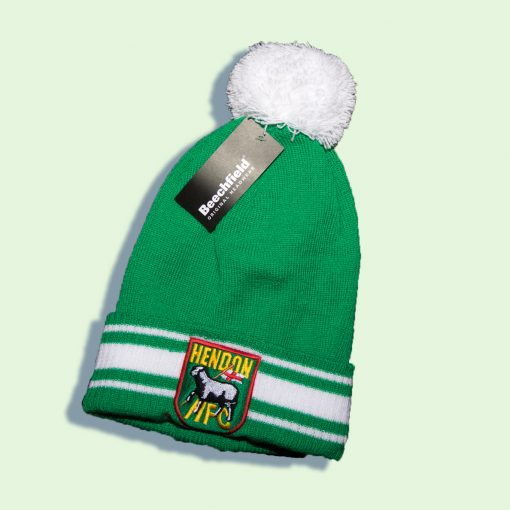 HFC bobble hat single