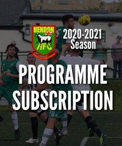 Programme Season Subscription
