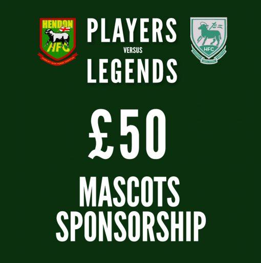 mascots sponsorship