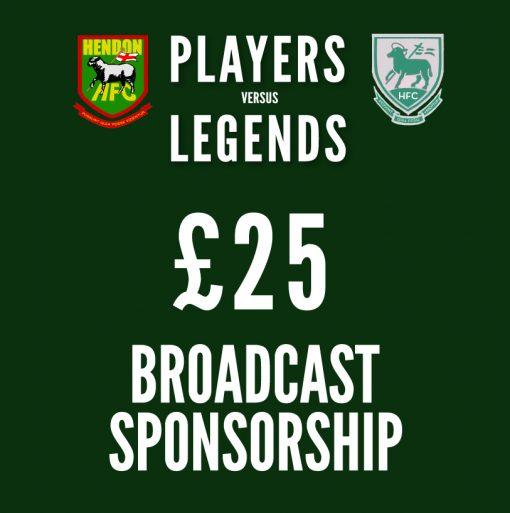 Broadcast Sponsorship