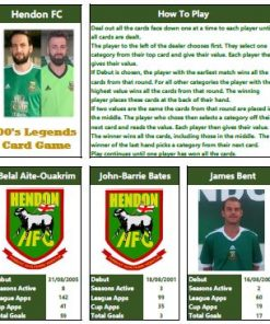 Hendon FC 2000 Legends