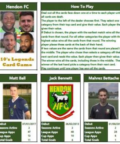 Hendon FC 2010 Legends
