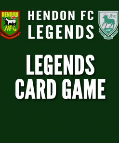HFC Legends Card Game Group