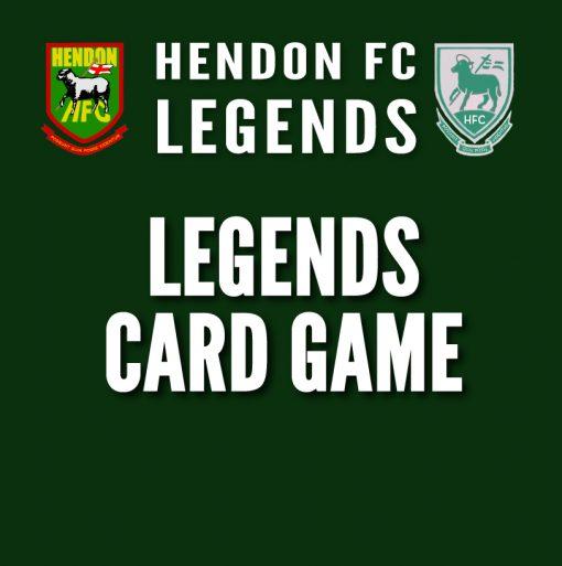 HFC Legends Card Game Group
