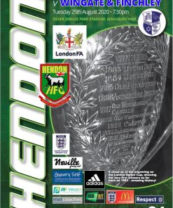 Hendon FC LSC Wingate and Finchley