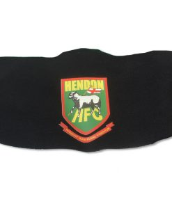 hendon face mask black