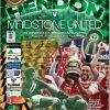 Hendon FC versus Maidstone programme cover
