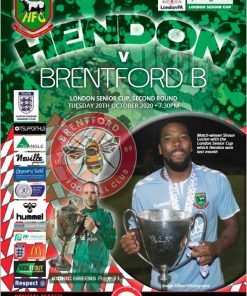 Hendon v Brentford LSC