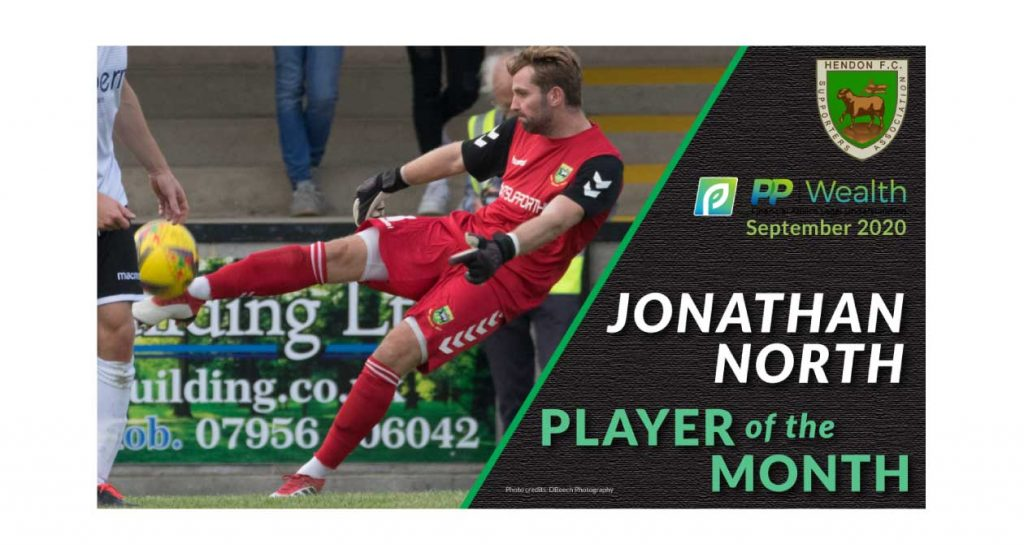 HFCSA player of the month banner