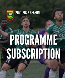 HFCSA season program subscription
