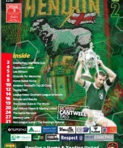 Hendon FC v Hayes Yeading