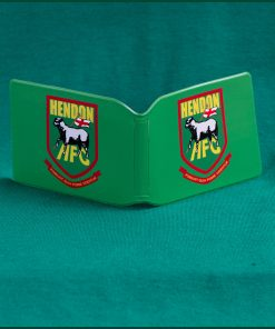 Hendon FC double card holder